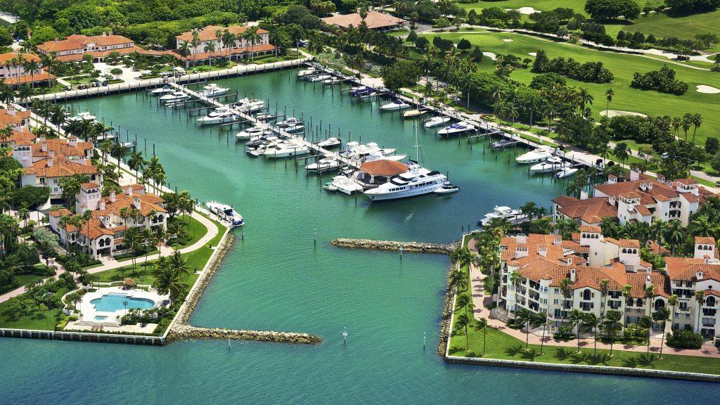 Fisher Island Marina Miami Fl