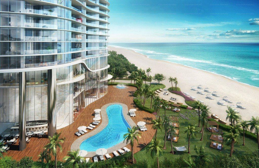 Playas De West Palm Beach Florida Hotel Brickell