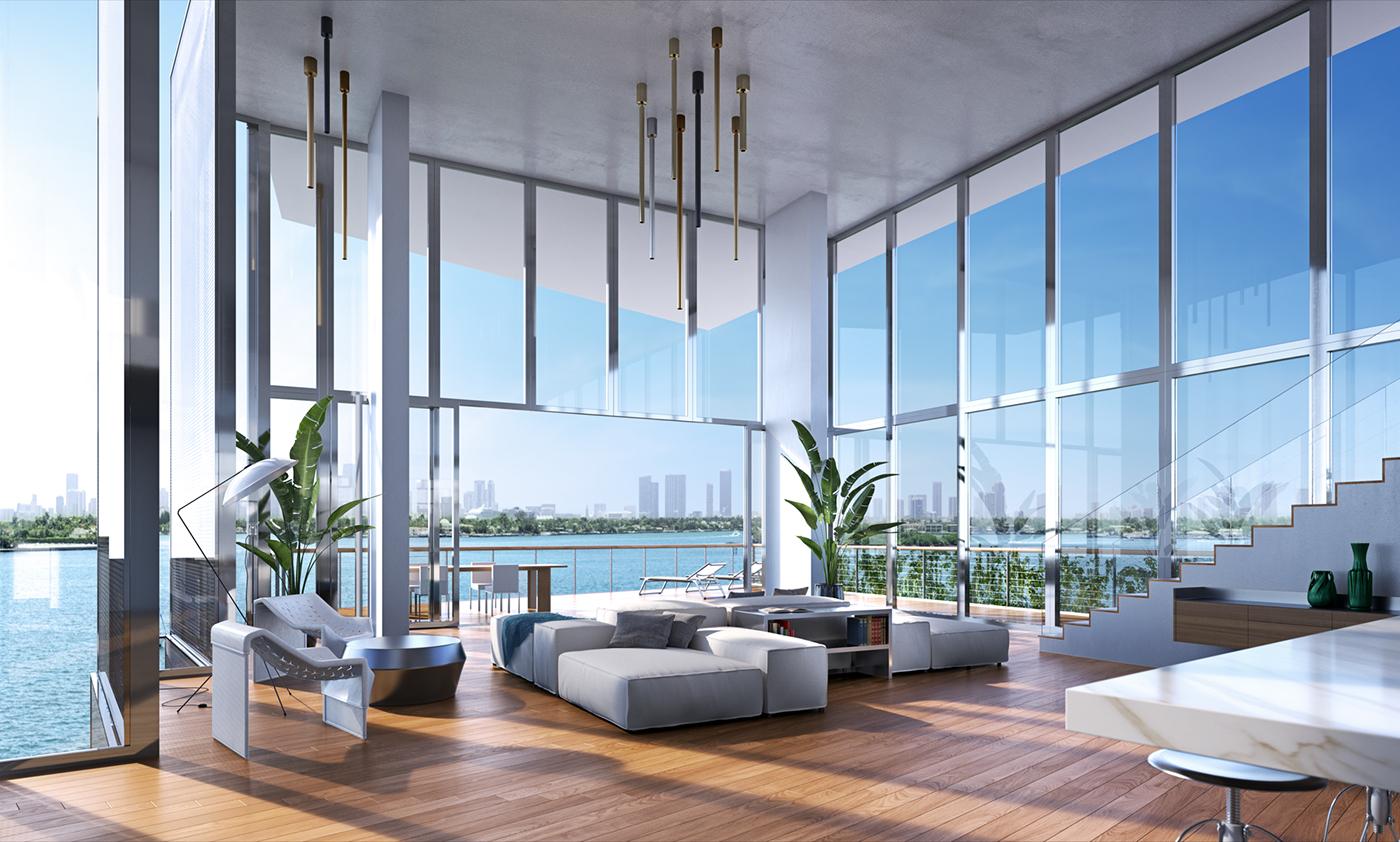 How to 'Shop' for New Miami Condos? Monad Terrace in Miami Beach
