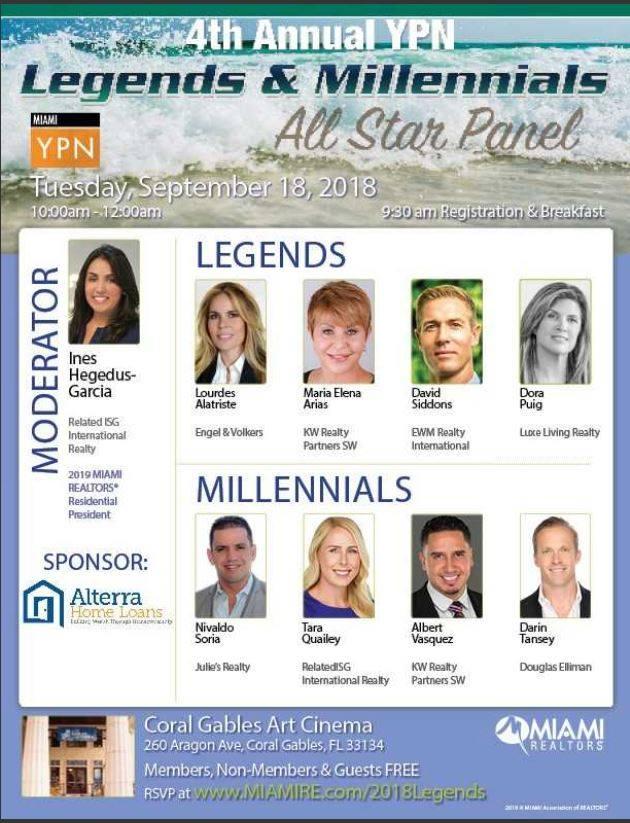 David Siddons a Miami Real Estate Legend
