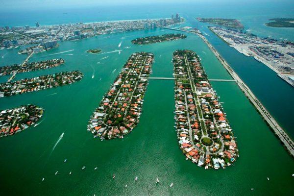 Miami Beach Gated Communities