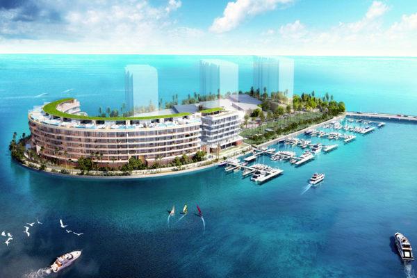 Miami Condos with boat docks