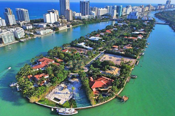 Allison Island - Gated Communities in Miami Beach