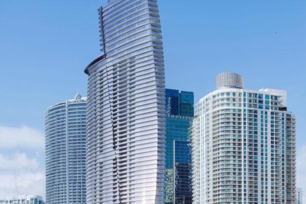 Aston Martin Condo Miami