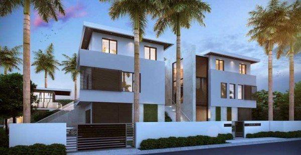 Gated Community in Miami  Entrada Estates