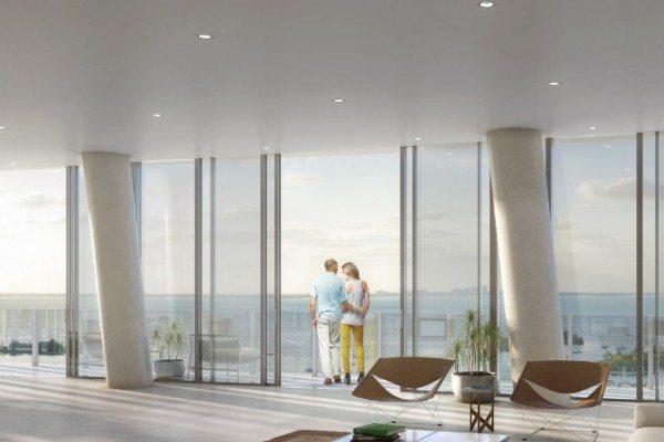 Grove at Grand Bay - Luxury Condo living in Coconut Grove