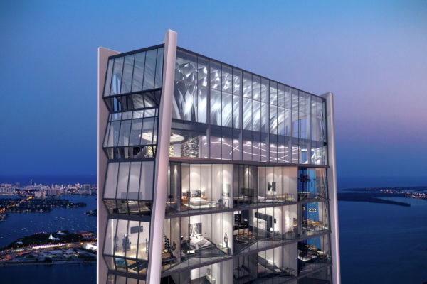 Miami's Ultra-Luxury Condo Market- One Thousand Museum