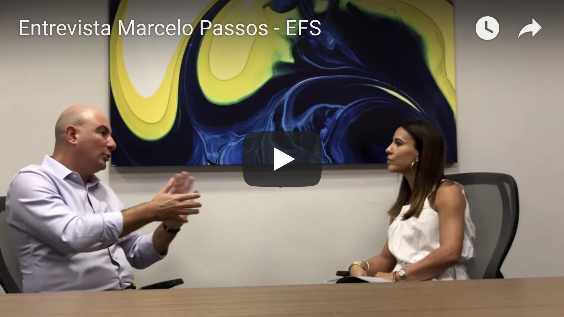 Entrevista com Marcelo Passos - EFS, uma empresa há mais de 18 anos no mercado de seguros. Tudo que você precisa saber sobre seguros de saúde e seguros de vida nos Estados Unidos - Miami.