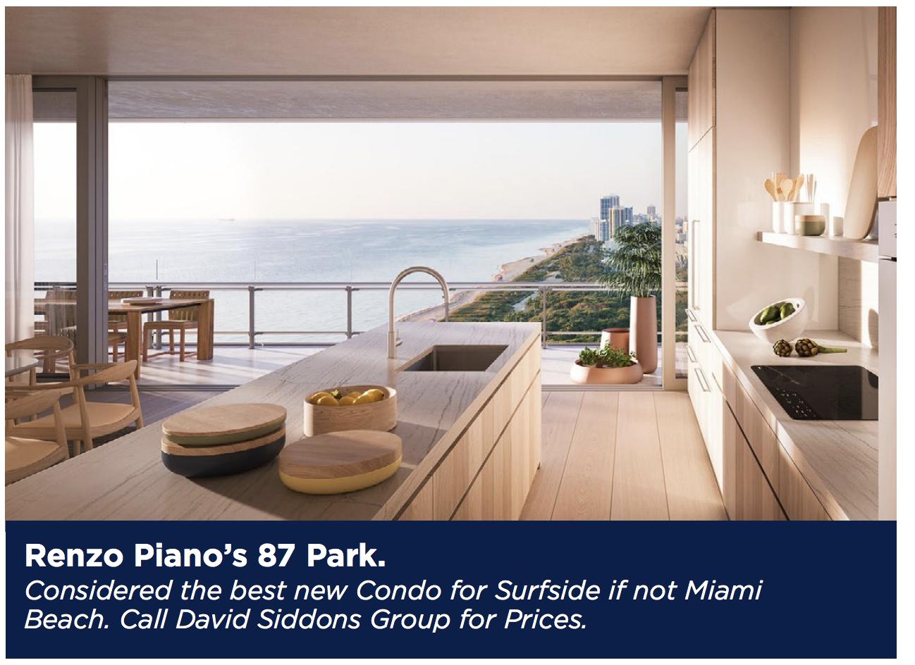 The 2018 Miami Beach Luxury Condo Report