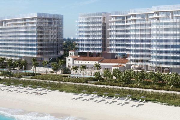 Miami's Ultra-Luxury Condo Market- The Surf Club Four Seasons Residences