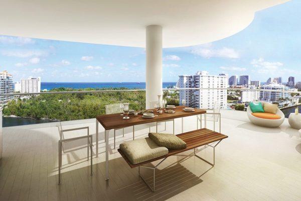 Aquablu Las Olas – 35 Waterfront Luxury Residences