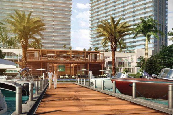 Miami Condos with boat slips