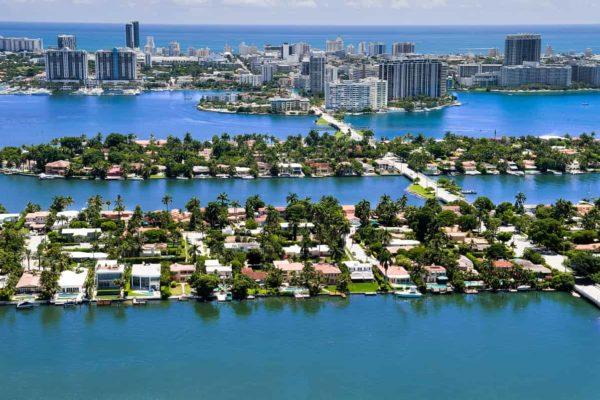 The Venetian Islands - Miami Beach homes in Gated Communities