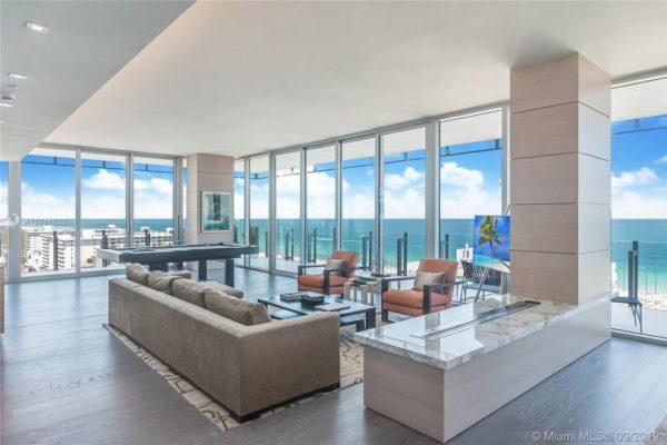 Comparing prices per SF for Different Miami Condos