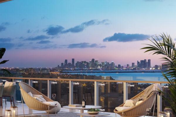 57 Ocean Terrace City View