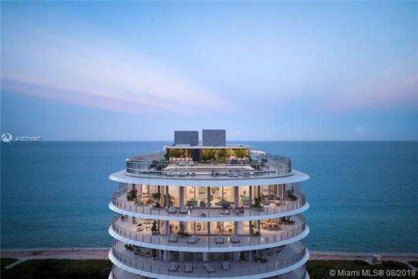 David Siddons Achieves Record Sale at Eighty Seven Park, A Miami Beach Pre-Construction Condo