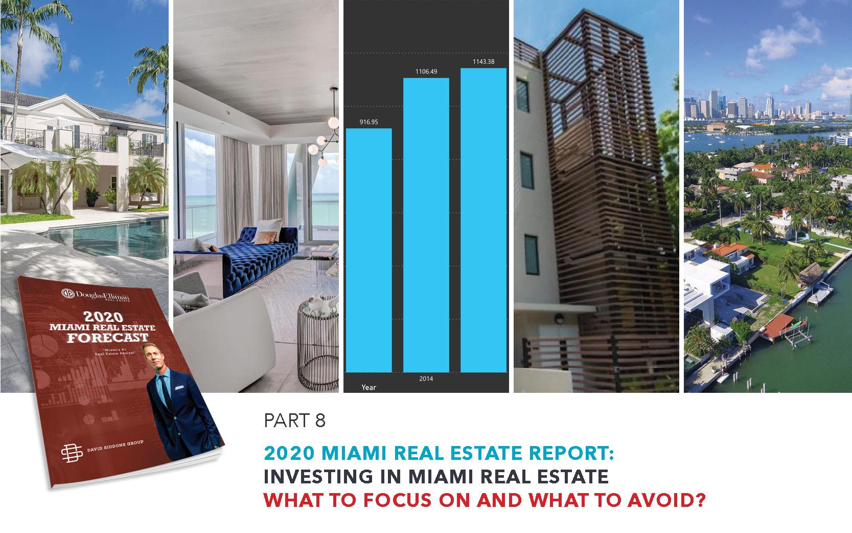 The Q1 2020 Miami Real Estate Report: Investing in the Miami Real Estate Market