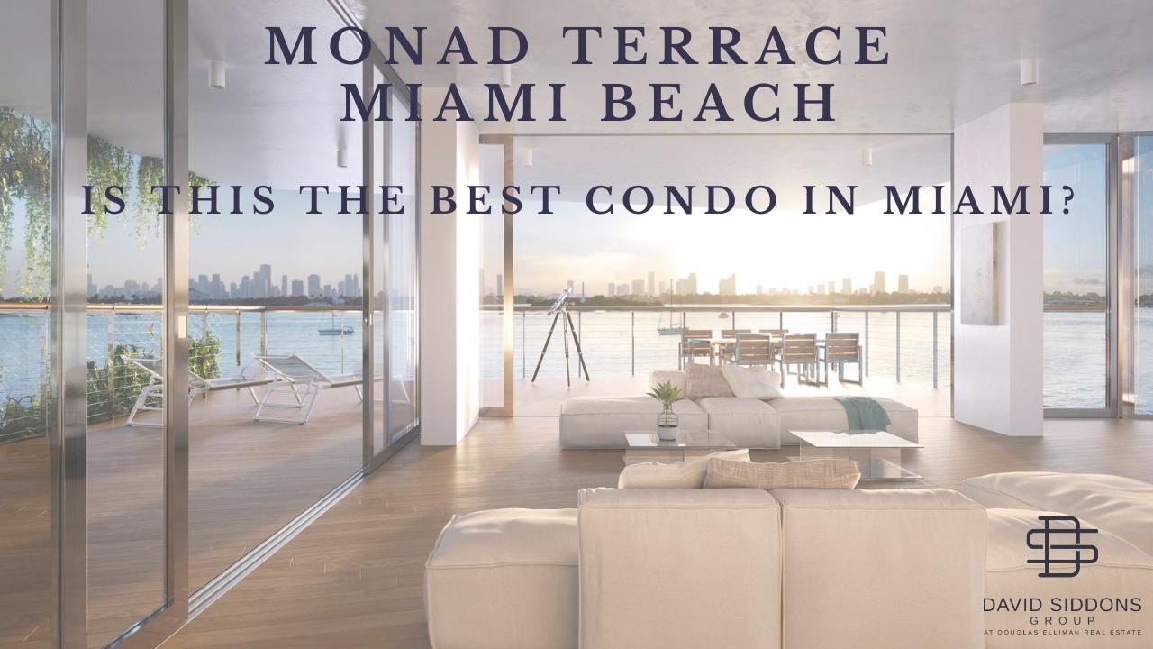 Monad Terrace Miami Beach | Is this the Best Condo in Miami?