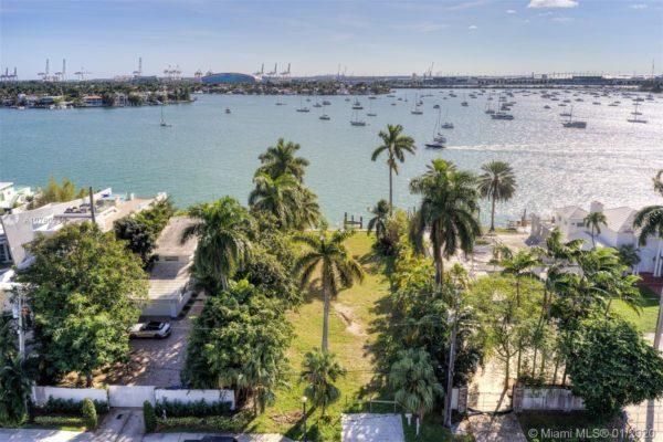 Land for sale in Miami Beach