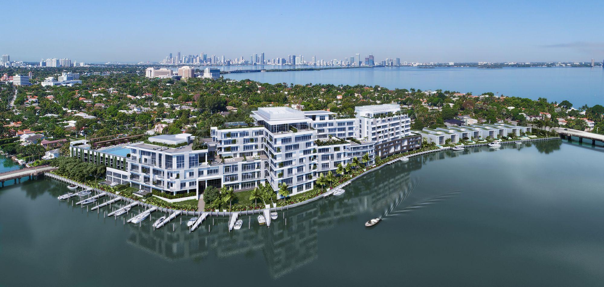 The Villas at The Ritz Carlton Residences Miami Beach   Ritz Carlton Branded Waterfront Homes in Miami Beach